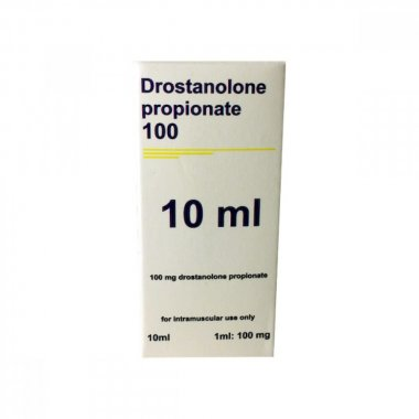 Drostanolone Propionate (Masteron) 100 mg Moldavian Pharma