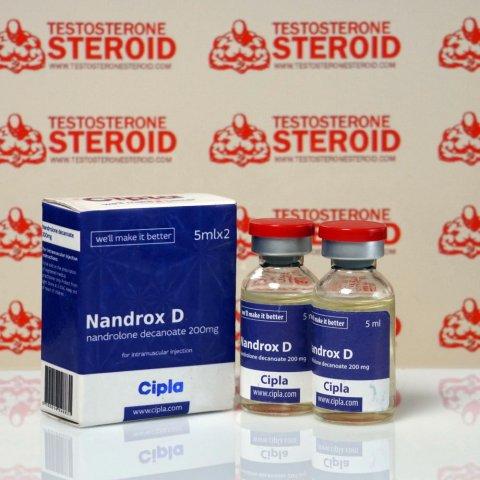 Nandrox D 200 mg Cipla