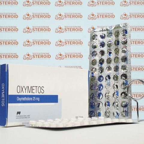 Oxymetos 25 mg Pharmacom Labs
