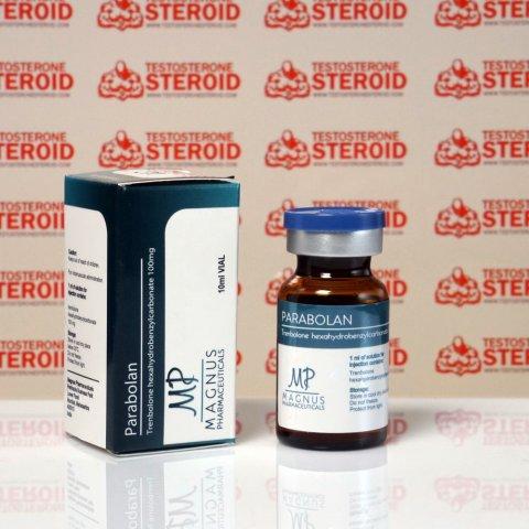 Parabolan 100 mg Magnus Pharmaceuticals