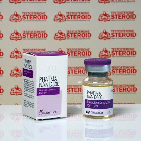Pharma Nan D300 300 mg Pharmacom Labs