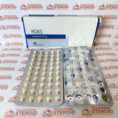 Roas 10 mg Pharmacom Labs
